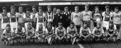 IJsselmeervogels-Ajax 2-1