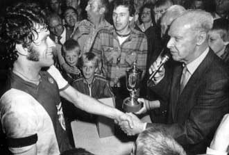IJsselmeervogels winnaar districtsbeker West 1 -- 29/5/1981