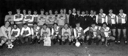 IJsselmeervogels-Feyenoord 3-4