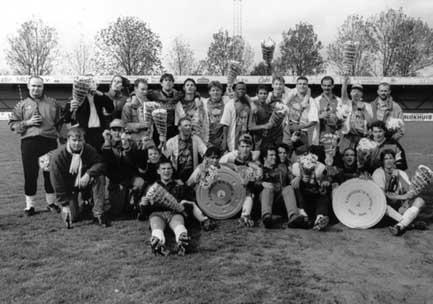 IJsselmeervogels kampioen 94/95