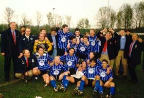 IJsselmeervogels voor de 25e keer kampioen