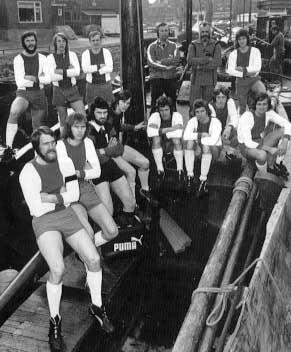 IJsselmeervogels sportploeg van het jaar 1975