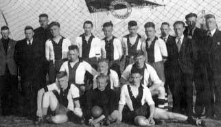 ijsselmeervogels kampioen 1945 - 1946