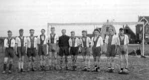 IJsselmeervogels 1945