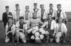 ijsselmeervogels kampioen 1946 - 1947