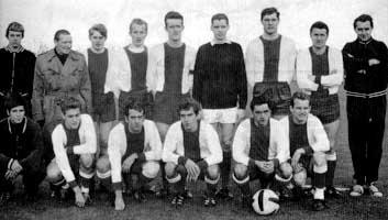IJsselmeervogels 1969 - 1970