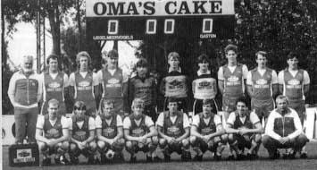 IJsselmeervogels 1983 - 1984