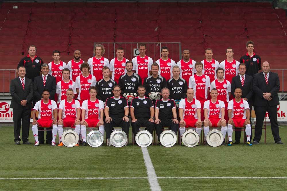 IJsselmeervogels seizoen 2011 / 2012