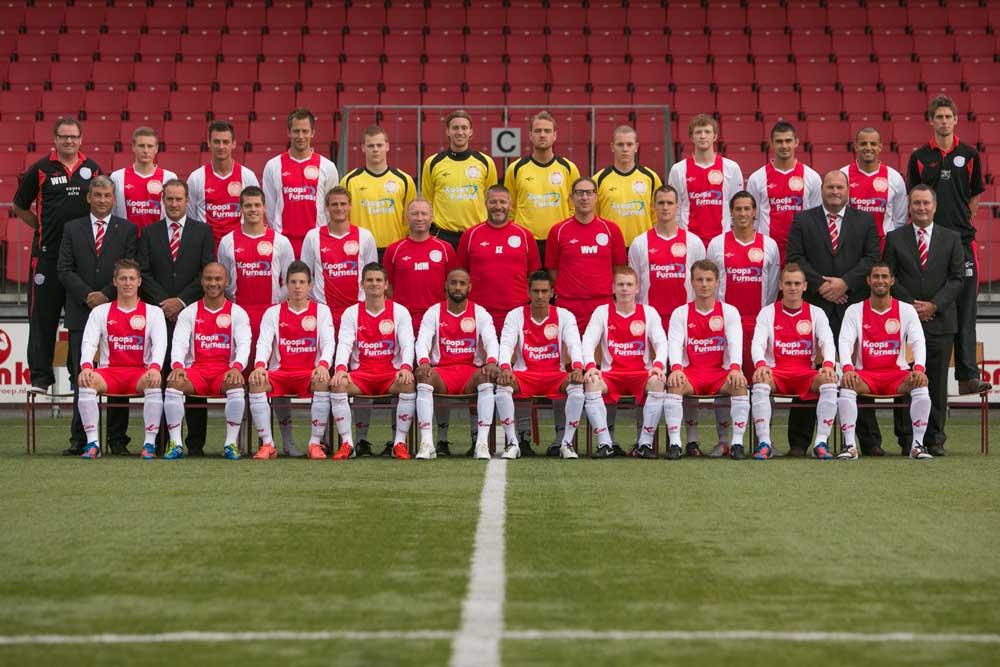 IJsselmeervogels seizoen 2012 / 2013