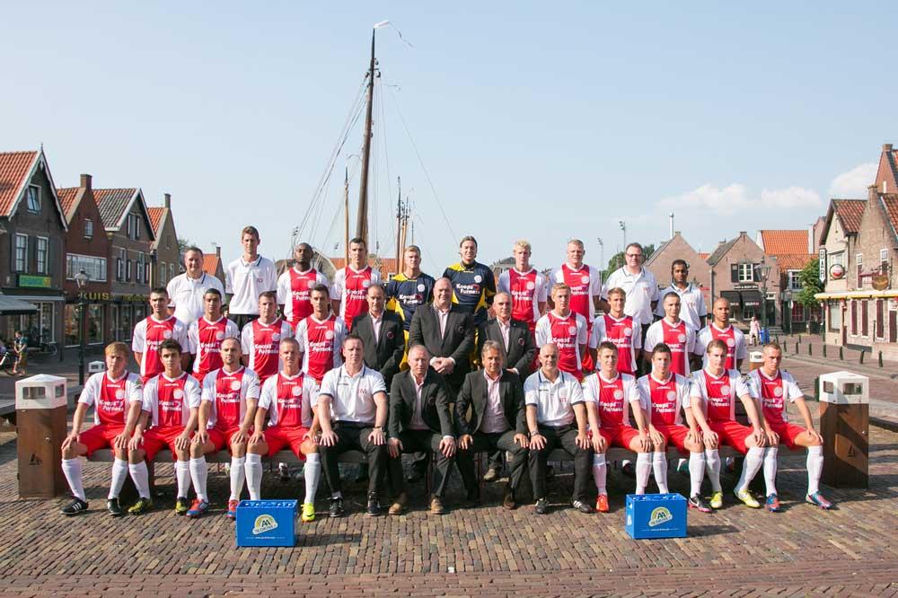 IJsselmeervogels seizoen 2013 / 2014