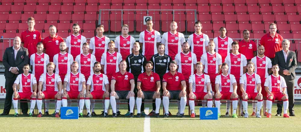 IJsselmeervogels seizoen 2014 / 2015